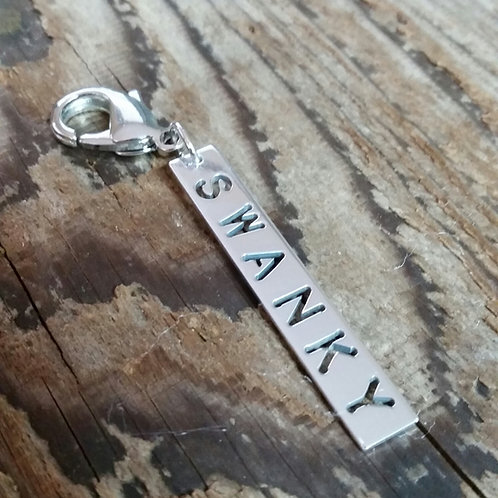 Cut Out Bridle Tag*