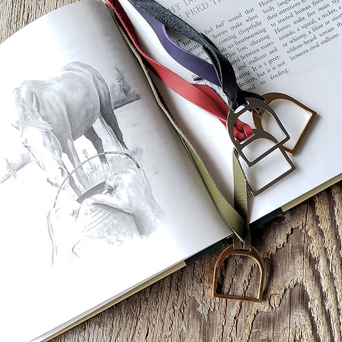 Stirrup Bookmark