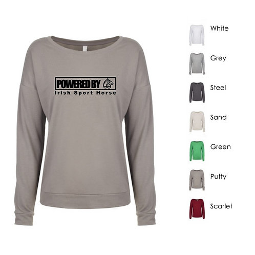 POWERED BY... Terry Sweat Shirt
