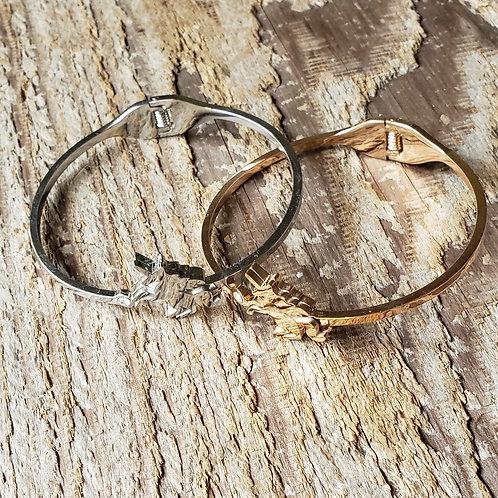 Unicorn Cuff Bracelet