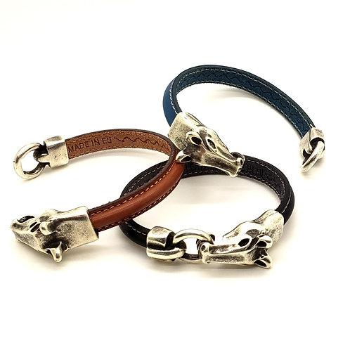 Vintage Horse Head Bracelet