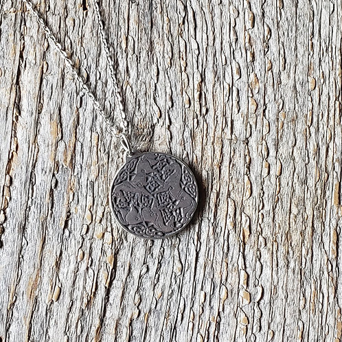 Epona Celtic Pendant Necklace*