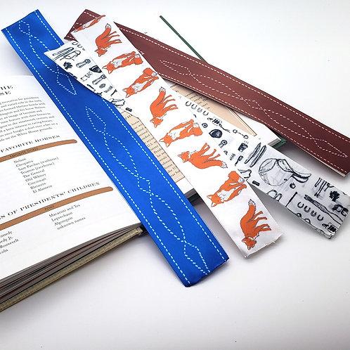 EQ Ribbon Bookmark