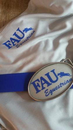 FAU Equestrian Team
