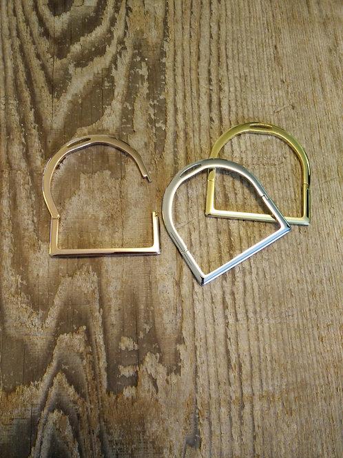 Stirrup Bangle Bracelet *
