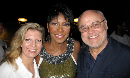 Natalie Cole, Seth and Margareta Riggs