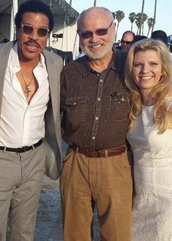 Lionel Richie, Seth and Margareta Riggs