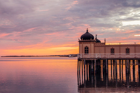 Beautiful Varberg where the sun never really sets!