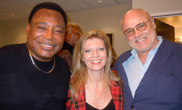 George Benson, Seth and Margareta Riggs
