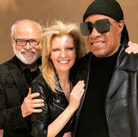 Stevie Wonder, Seth and Margareta Riggs