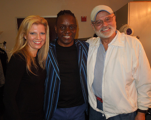 Philip Bailey (Earth Wind and Fire,) Seth and Margareta Riggs