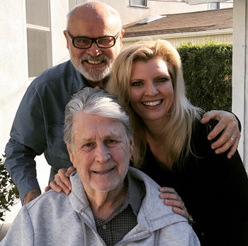 Brian Wilson, Seth and Margareta Riggs