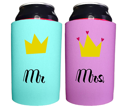 His & Hers -Blue & Pink