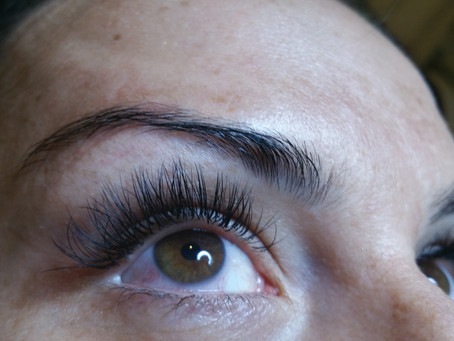 Lashings of glamour at Glam Lashes in Hawthorne