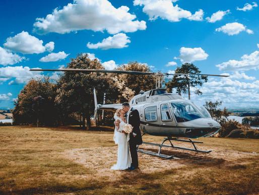 Barnsdale Hall Wedding | Savannah & Ryan | Rugby