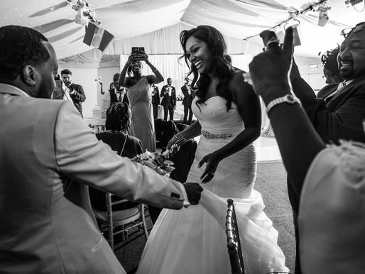 Painshill Park, London | Afro-Caribbean Wedding | Jordan + Leisha