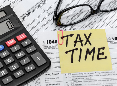 Get Ready for Taxes: What to do before the tax year ends Dec. 31