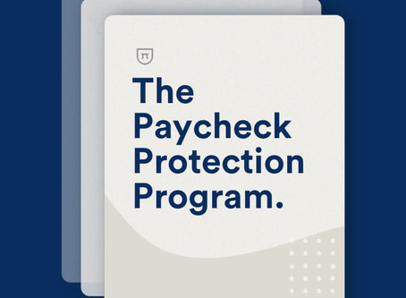 Applying for PPP (Paycheck Protection Program)