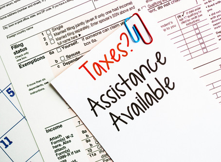 Things taxpayers should remember when searching for a tax preparer