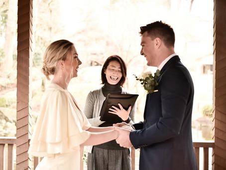 結婚式は実はとてもシンプル。