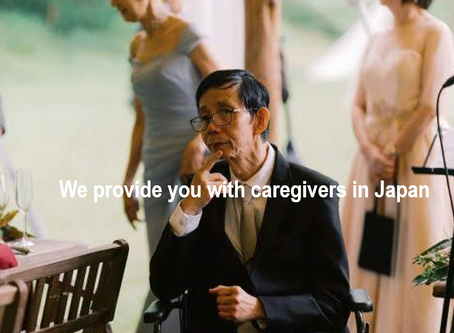 Do you need a care giver for destination wedding in Japan ?