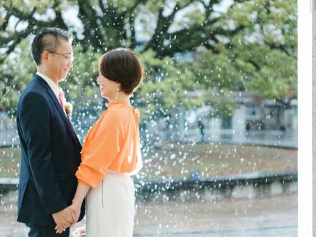 10年目の結婚記念に新たな誓いを〜バウリニューアル〜