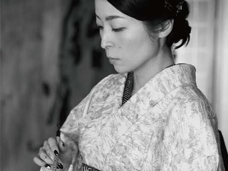 (EN) Collaboration with a calligraphy artist, Setsuhi Shiraishi