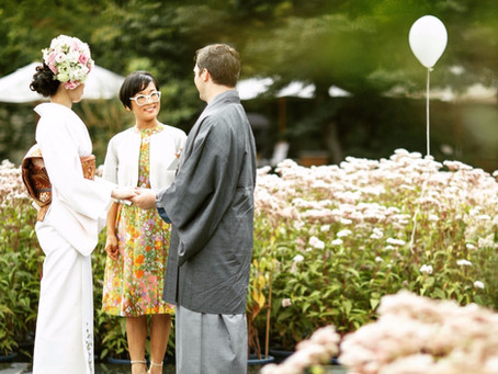 """Exclusive Offer / """"Megumi Special in Tokyo"""" for the Elopement Wedding in May, 2020"""
