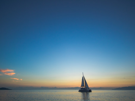 How about luxury yacht cruise for elopement wedding in SETOUCHI, Japan ?