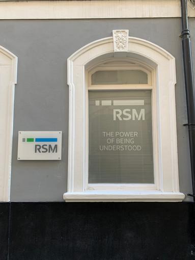 Street corporate branding