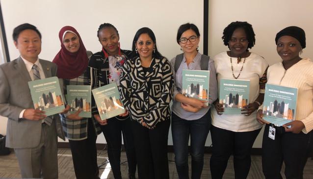 Tech Women Emerging Leaders embrace BIG