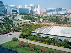 MindSpace_campus_in_Hyderabad,_India.jpg