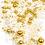 "Thumbnail: Посыпка кондитерская Микс ""Золотое сияние"", 50гр"