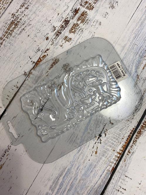 Пластиковая форма «Плитка к чаю»