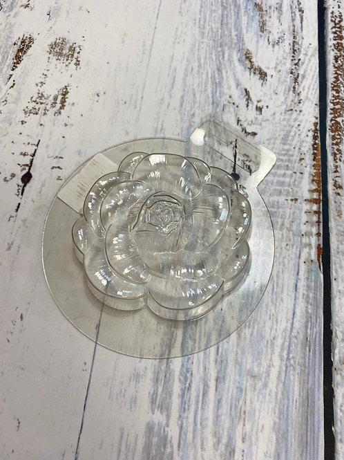 Пластиковая форма «Чайная роза»