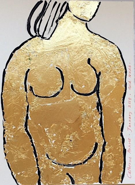 Gold Torso