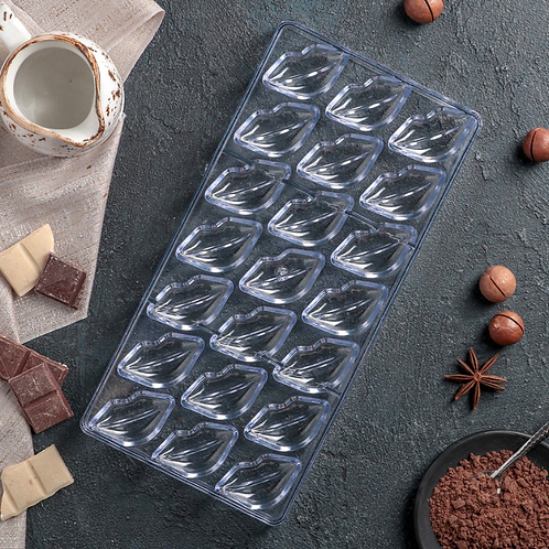 Форма для шоколада и конфет поликарбонатные