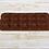 Thumbnail: Форма силиконовая для шоколада «Треугольники»