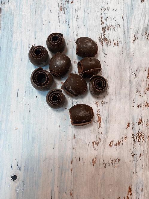 Шоколадные «Бочонки», Callebaut 10шт