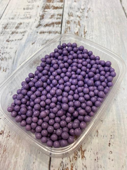 Посыпка сахарные шарики Фиолетовая 5мм
