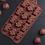 Thumbnail: Форма силиконовая для шоколада «Роботы»