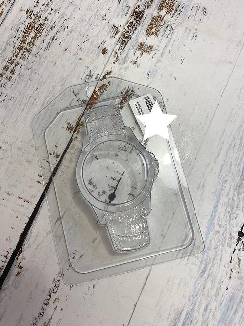 Пластиковая форма «Часы»