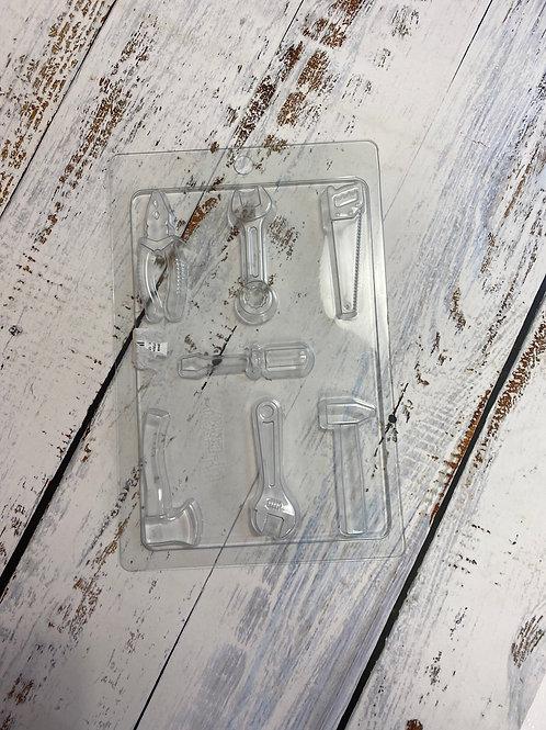 Пластиковая форма «Набор инструменты»