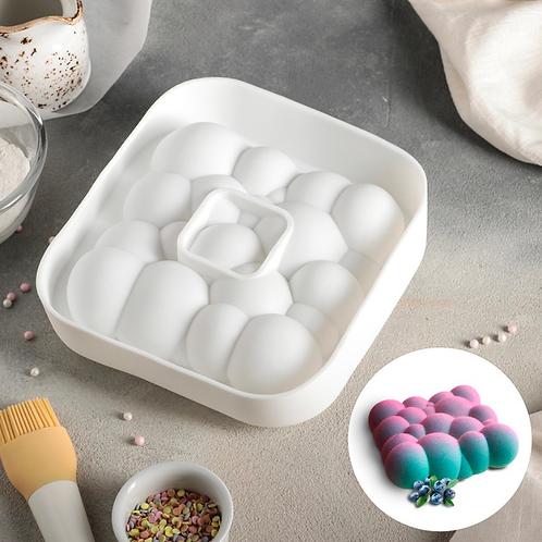 Форма силиконовая для торта «Облако»