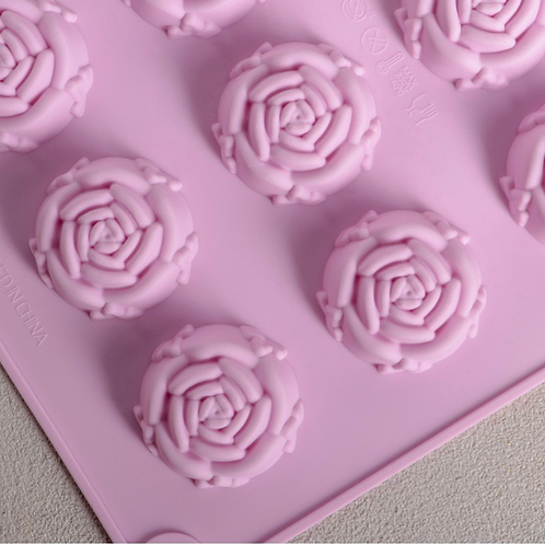 Форма силиконовая «Роза»