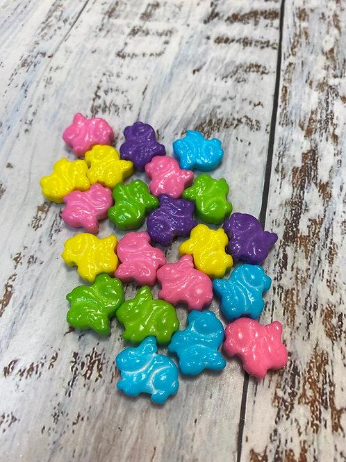 Посыпка конфетки Зайчики 1,7см
