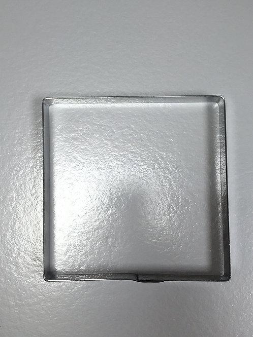 Форма резак квадрат 10см высота 2см
