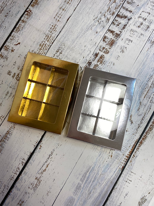 Коробка для конфет на 6шт