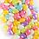 """Thumbnail: Посыпка микс """"Яйца цветные 3D"""", 50гр"""