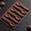 Thumbnail: Форма силиконовая для шоколада «Ложка»